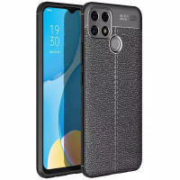 Softcase A15 Oppo Autofocus Silicon Slim Case Casing Cover Softshell