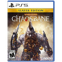 PROMO !! PS5 WARHAMMER: CHAOSBANE SLAYER EDITION CD BD GAME PS5 ENG