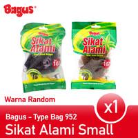 BAGUS Sikat Alami Bag Small Sikat Dapur Buah Peralatan masak 952