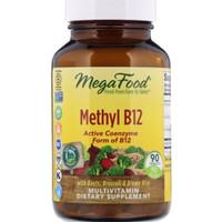 megafood methyl B12 active coenzyme beet brokoli beras mera