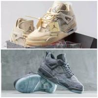 Nike Air Jordan Retro 4 x Kaws