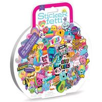 Craft-tastic Stickerfetti – Includes 450+ Cute & Trendy VSCO Sticker