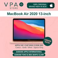 Apple Macbook Air 2020 13 Inch M1 Chip 8GB SSD 512GB BNIB - Space Grey