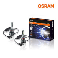 Lampu Utama LED Mobil OSRAM H4 XLZ NEW GEN - B6204CW