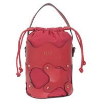 Handbag Elle 40935 - Red