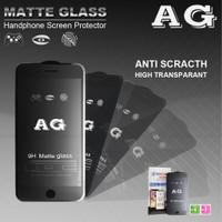 MATTE GLASS / ANTI MINYAK NANVAN 5D TEMPERED GLASS OPPO F7
