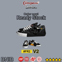 Compass X Fxxking Rabbits FR2 PROTO V2 Edisi Indonesia Low #FR2