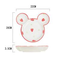 piring kramik design mouse