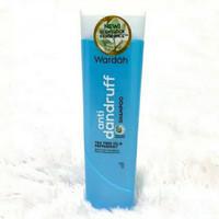 wardah shampoo anti dandruff 170ml