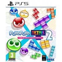 PALING MURAH!! PS5 PUYO PUYO TETRIS 2 CD BD GAME PS5 ENG