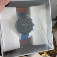 Fossil FTW 6051 blue