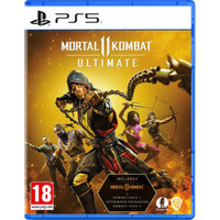 PROMO !! PS5 MORTAL KOMBAT 11 ULTIMATE EDITION CD BD GAME PS5 ENG