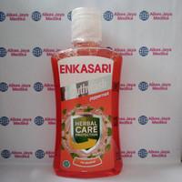 Enkasari Mouthwash Peppermint 250 ml - Obat Kumur