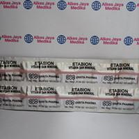 Etabion 10 kapsul - Vitamin dan Mineral