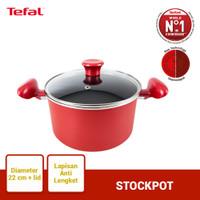 Tefal So Chef Stockpot 22cm + lid