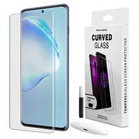 Xiaomi Mi 10 / Pro Tempered Glass UV full Cover Glue AntiGores Kaca