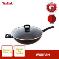 Tefal Day by Day Wokpan 32cm + Lid