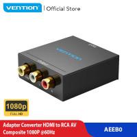 Vention Adapter Converter HDMI to RCA CVBs AV Composite - HDMI to AV