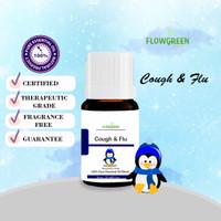 Cough & Flu Essential Oil 10 ml [CDS PALACE X FLOWGREEN]