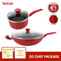 Tefal So Chef Package 3