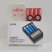 SKYRC NC 1500 + Batere Fujitsu