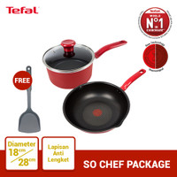 Tefal So Chef Package 4