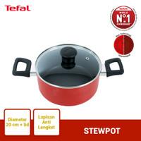 Tefal Essentials Stewpot 20cm + Lid