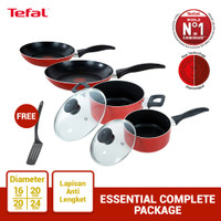 Tefal Essentials Complete Package