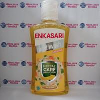 Enkasari Mouthwash Citrusmint 250 ml - Obat Kumur
