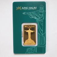 Logam Mulia 10 gram King Halim
