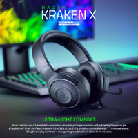 Razer Kraken X - Gaming Headset