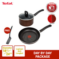 Tefal Day by Day Package 3