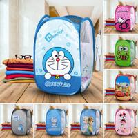 Keranjang Baju Kotor Karakter Lucu Keranjang Lipat Laundry Bag/ Binatu