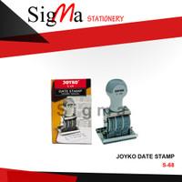 Stempel Lunas & Tanggal Date Stamp S-68 JOYKO