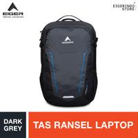 Eiger Hyrax 25 Laptop Backpack - Dark Grey