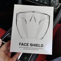 P1 faceshield acrylic Tebel Faceshield Pelindung wajah Model New