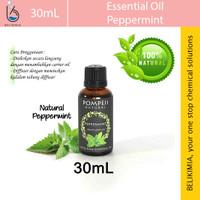 100% PURE ESSENTIAL OIL (PEPPERMINT) - 30ml