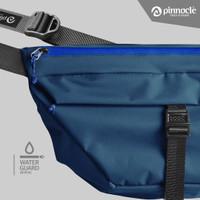 Pinnacle Hexa Pack - Blue Zipper Blue ( Sling Bag )