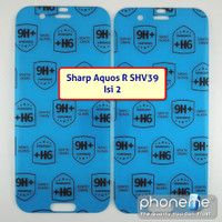 Sharp Aquos R SHV39 - Isi 2 PhoneMe Nanoglass Tempered Glass