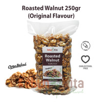Walnut Panggang 250gr (Roasted Walnut)