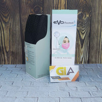 Evo Plusmed Hijab Original | Non Headloop | Earloop | Masker Satuan
