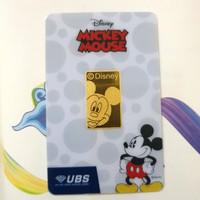 5 gram Disney UBS