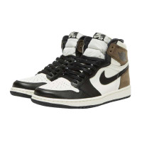 "Nike Air Jordan 1 High Dark Mocha"" (554088-105) Original"