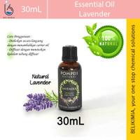 100% PURE ESSENTIAL OIL (LAVENDER) - 30ml