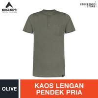 Eiger Hometown T-shirt - Olive