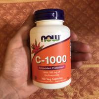 Now Foods C-1000 100 Veg Capsules