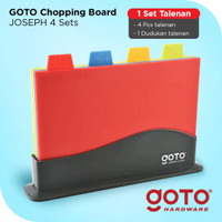 Goto Joseph Talenan Set Anti slip Chopping Cutting Board Index