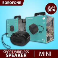 Speaker Karaoke Portable Terbaik Sport Wireless Speaker Borofone Bp4