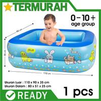 kolam renang anak luar outdoor mirip bestway swimming pool bayi