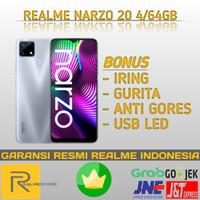 REALME NARZO 20 4/64GB NEW